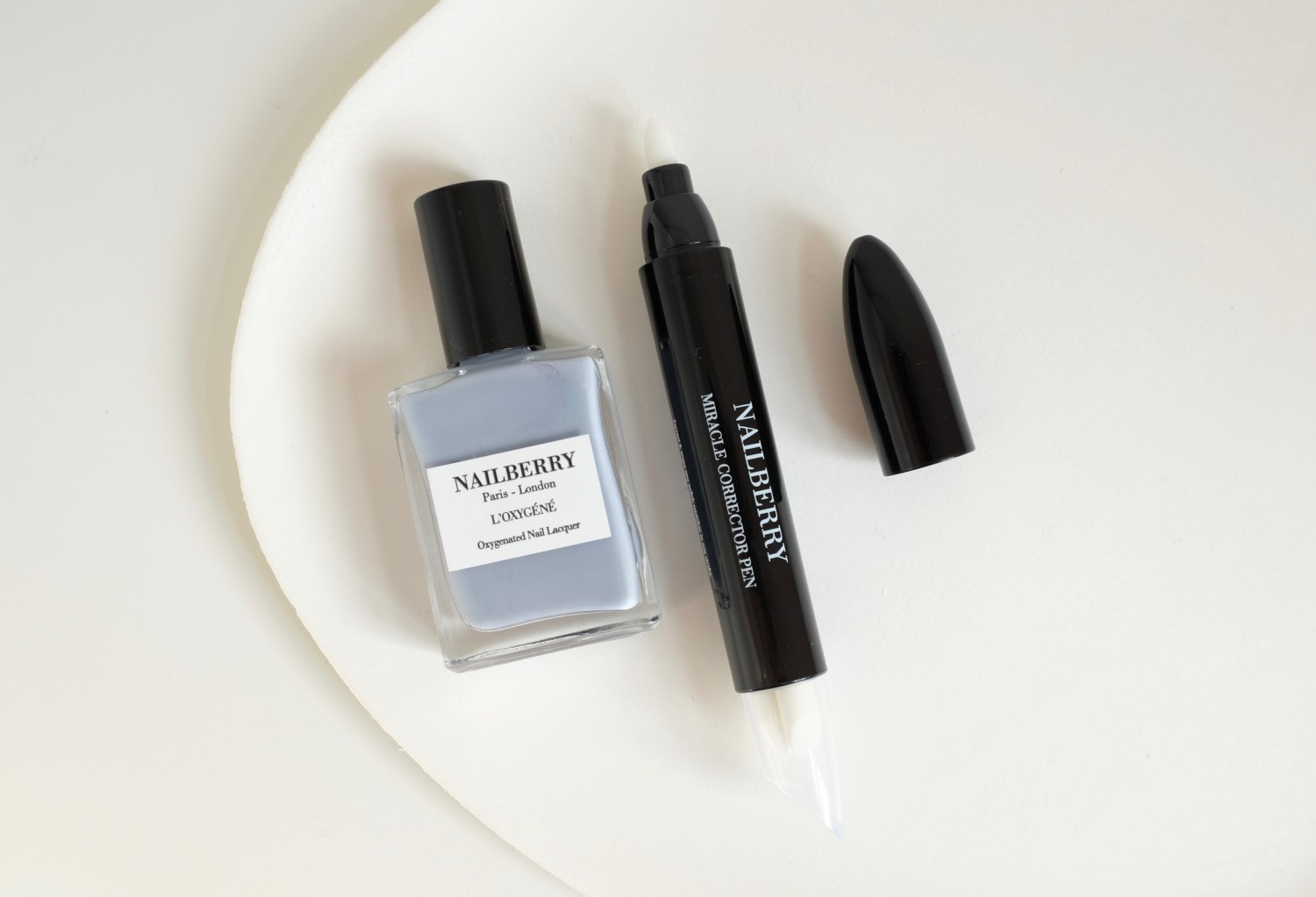 Manicure Made Easy - Nailberry Miracle Corrector Pen