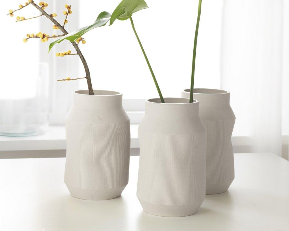 Självständig Ceramic Vase by Ikea