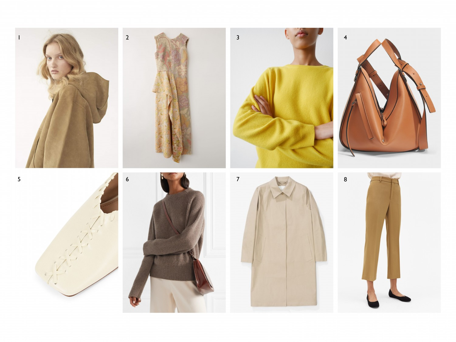 October Essentials - Fall Shopping Nouvelle