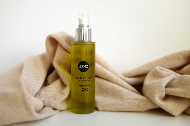 Deep Wood Organic Oil from Zenz Organic