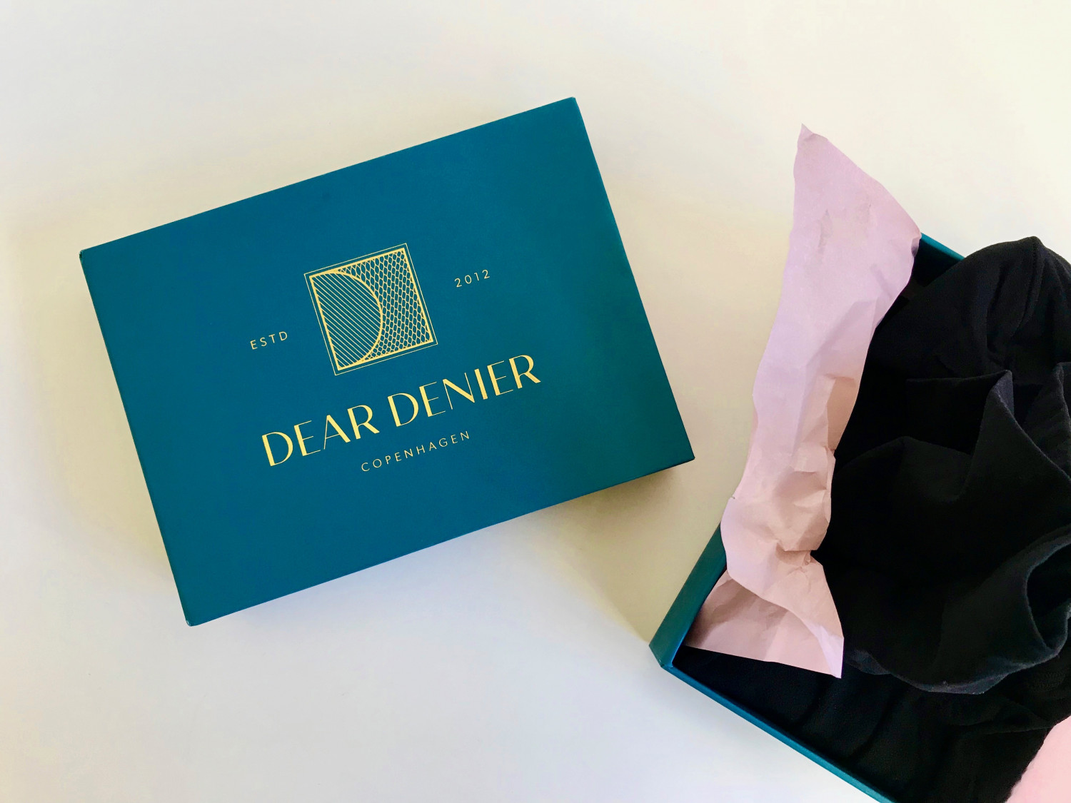 Sustainable Stockings from Dear Denier