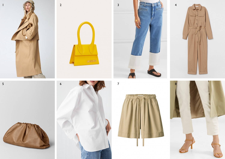 Spring Summer Wardrobe Dreams - New Season Shopping