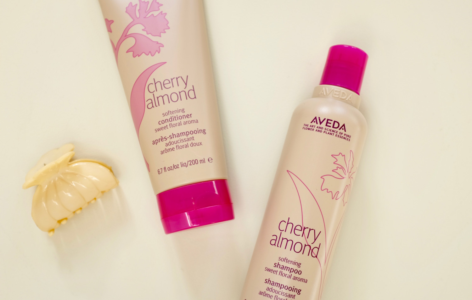 Cherry Almond Hair Care From Aveda