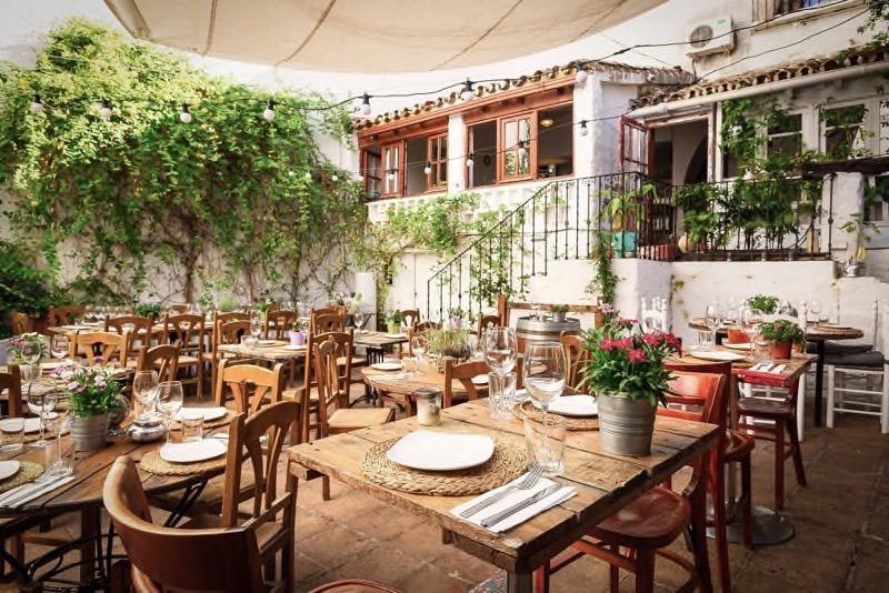 Restaurant The Farm Marbella
