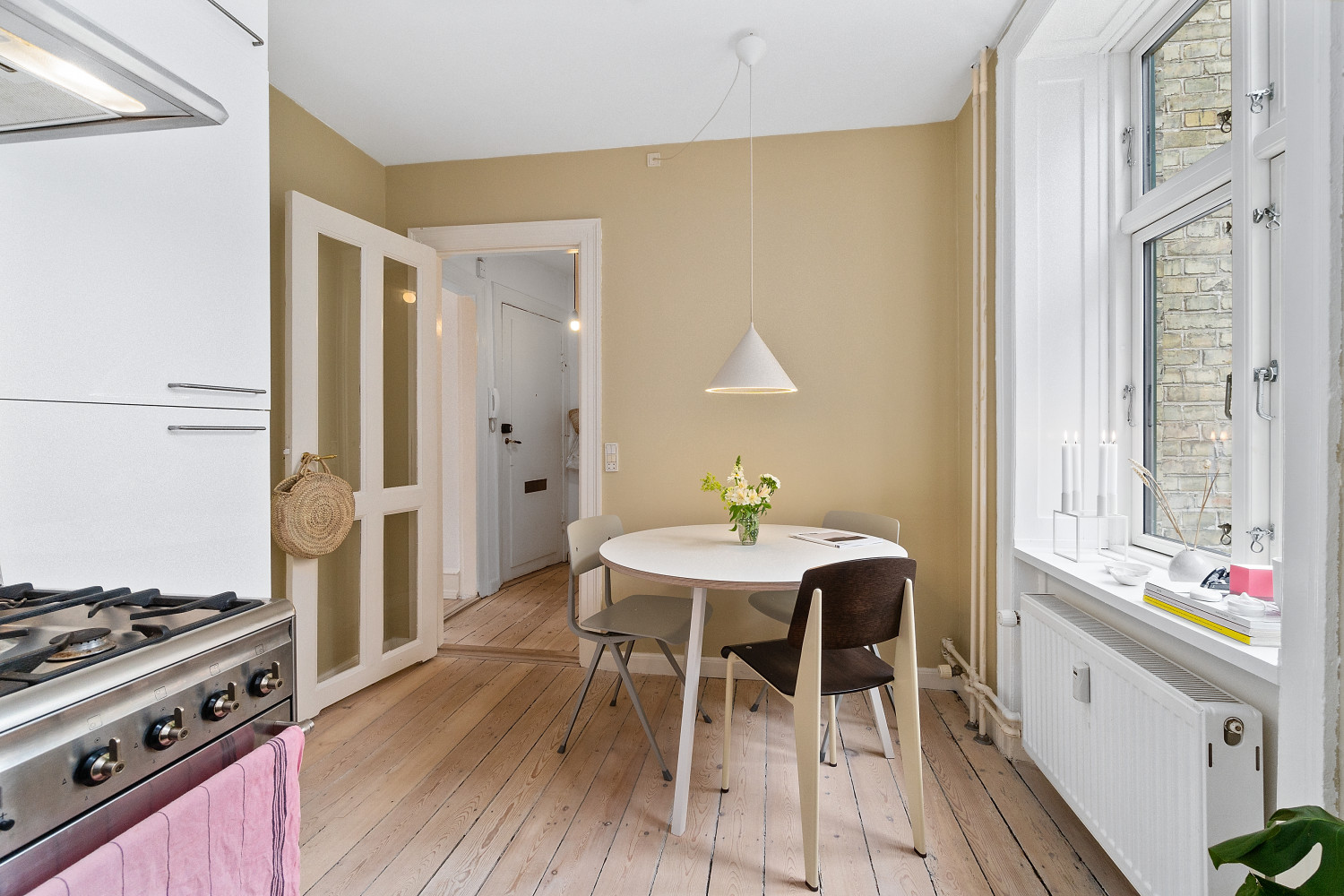 My Minimal Apartment In Copenhagen Is For Sale