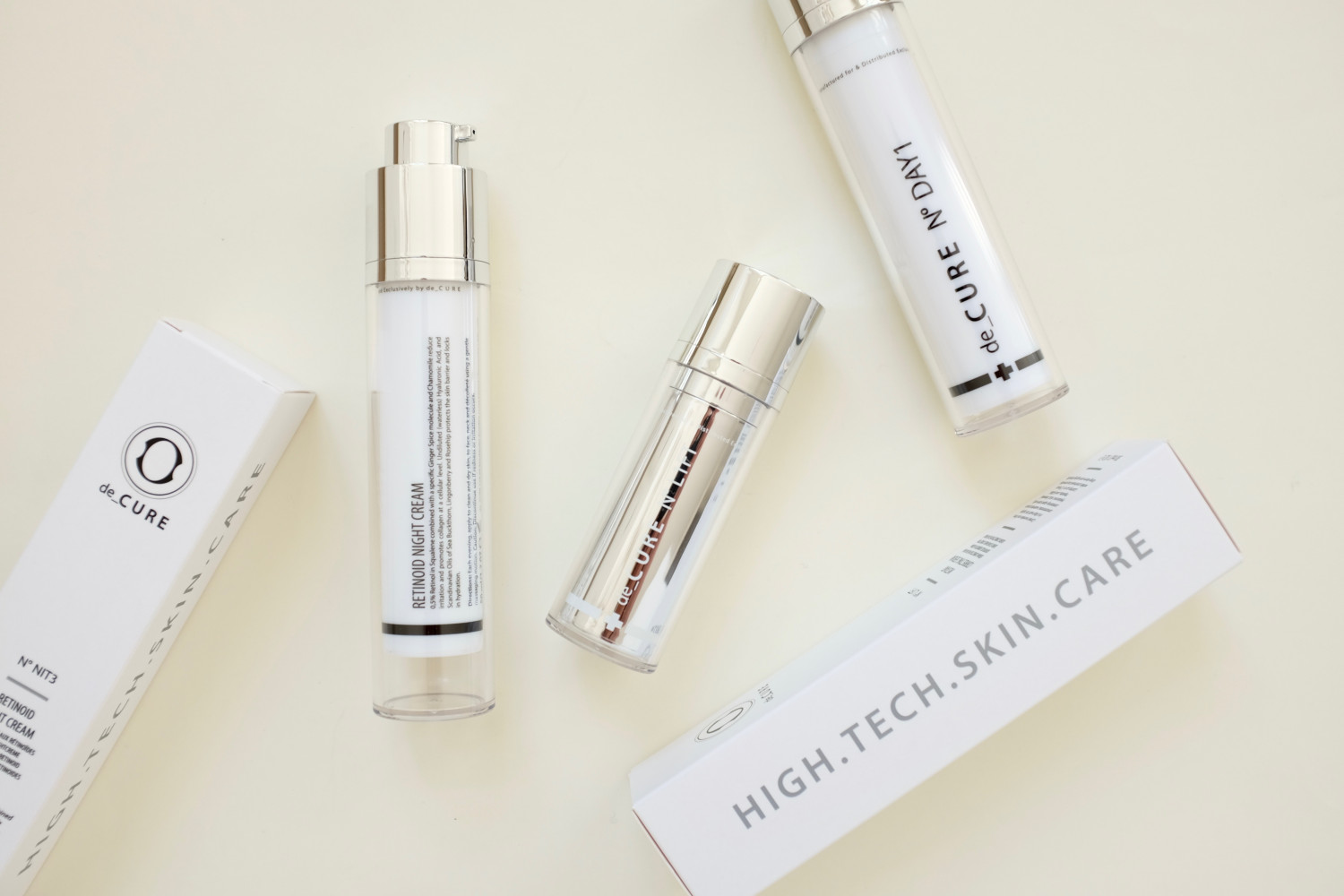 High-Tech Skincare