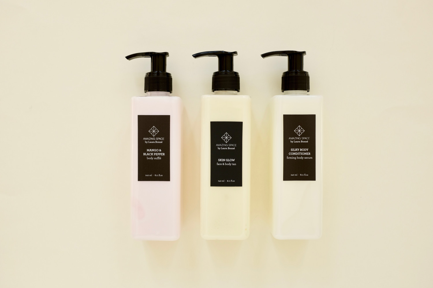 Luxe Body Trio from Amazing Space