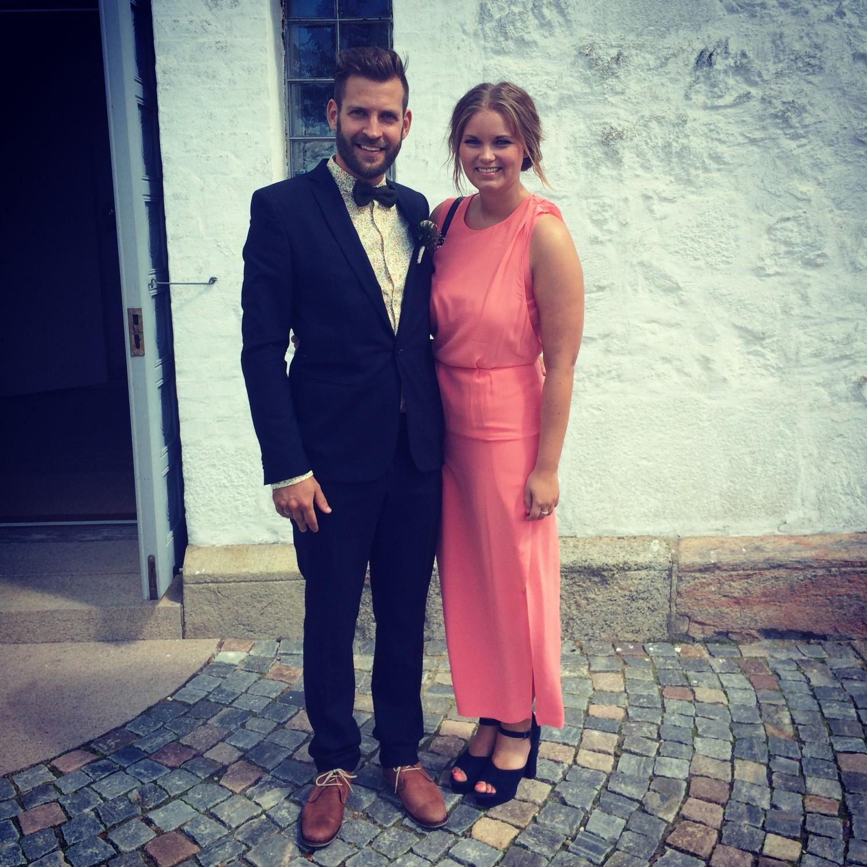 Bryllup, sommer 2014