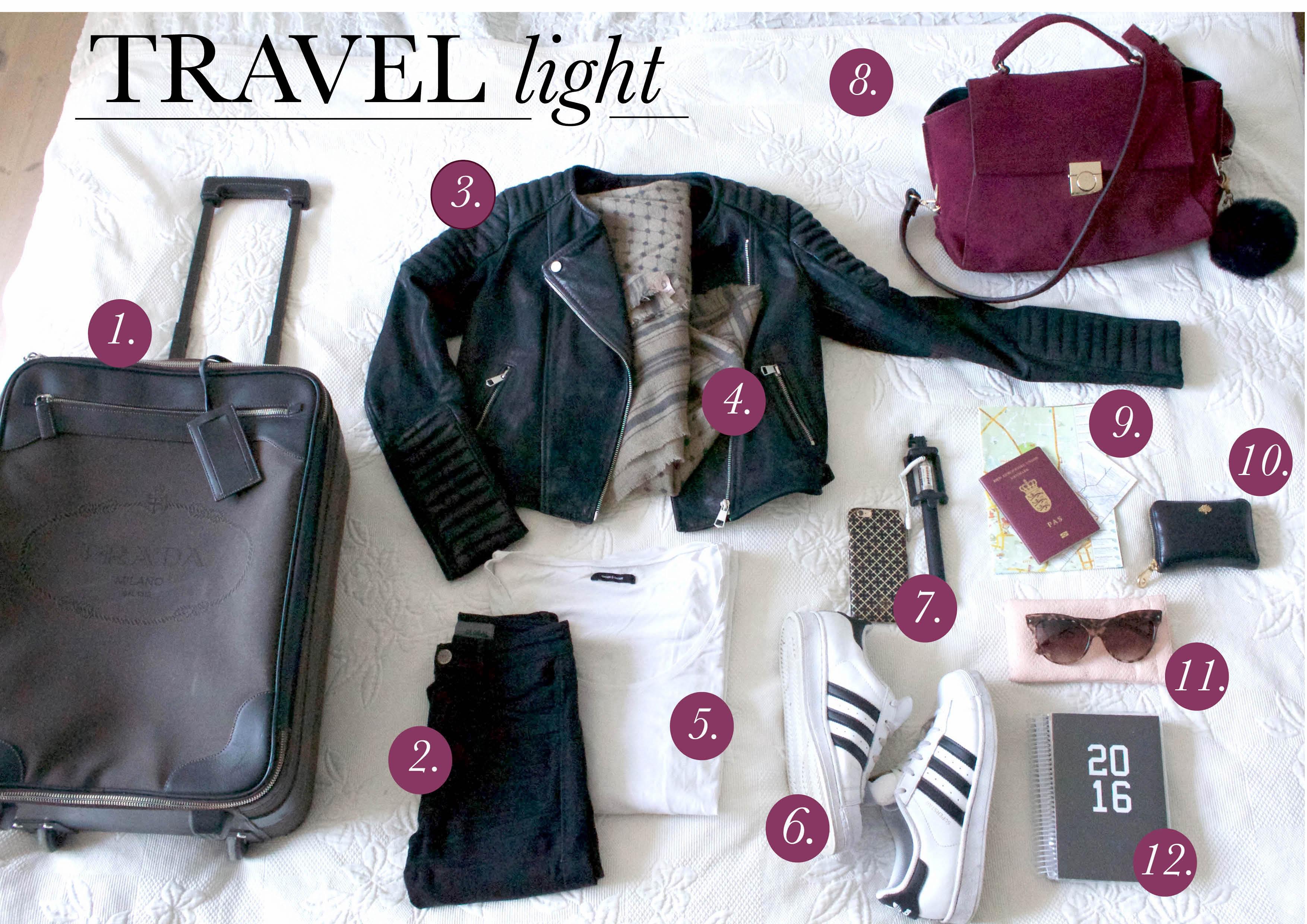 travel light1