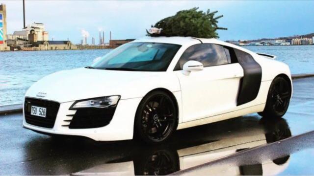Årets spot 2016 - Audi R8