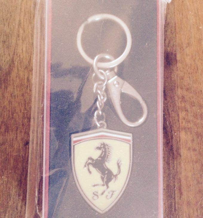 Ferrari nøglering