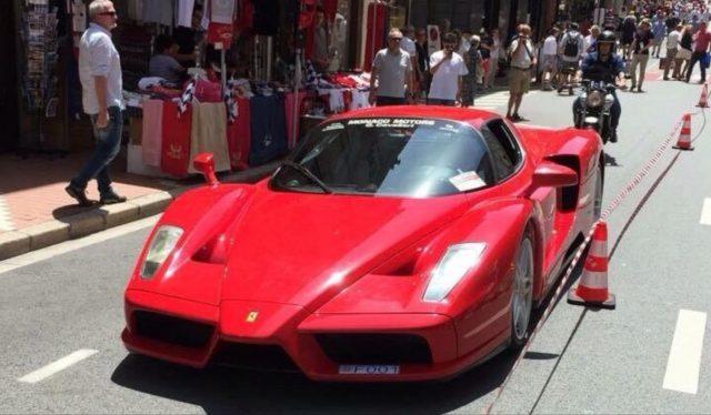 Årets spot 2016 - Ferrari Enzo