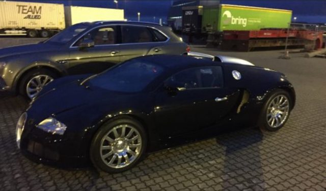 Årets spot 2016 - Bugatti Veyron