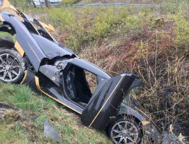 Koenigsegg Agera RS_ulykke
