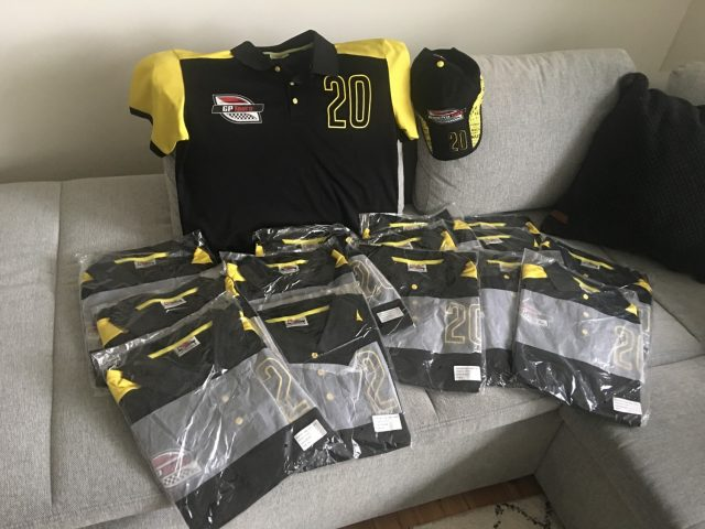 Kevin Magnussen konkurrence 2016 polo