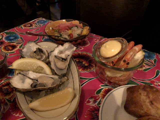 Dining Week 2018 - Oysters&grill_2
