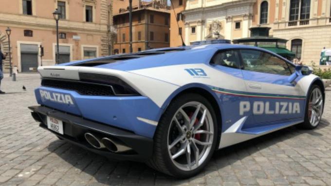 Dagens spot 05/18 - Lamborghini Huracán