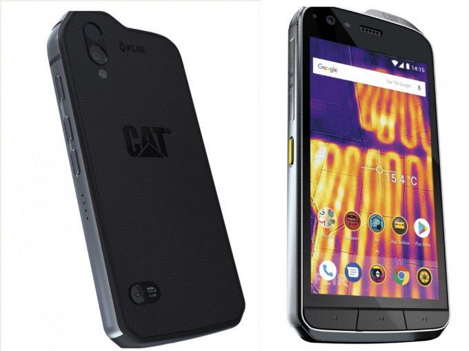 Caterpillar CAT S61 smartphone