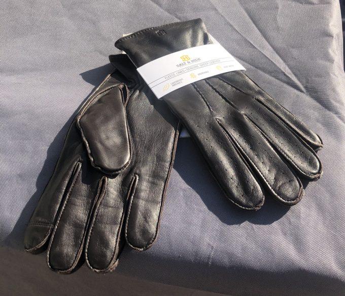 Trendhim.dk - lækre brune handsker