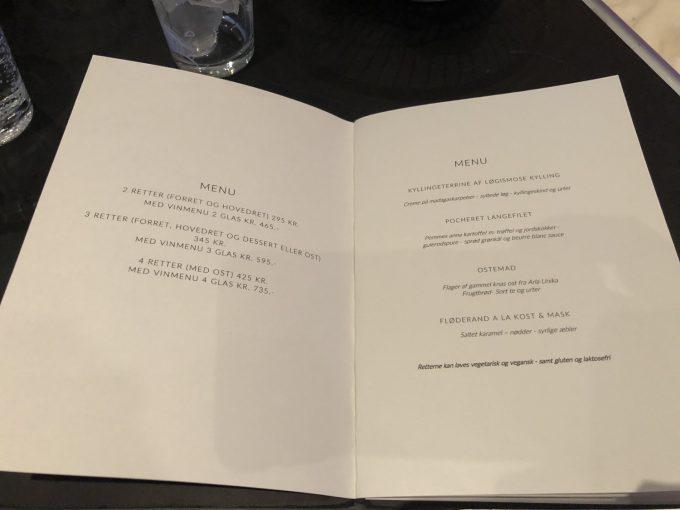 Restaurant Kost & Mask i Operaen