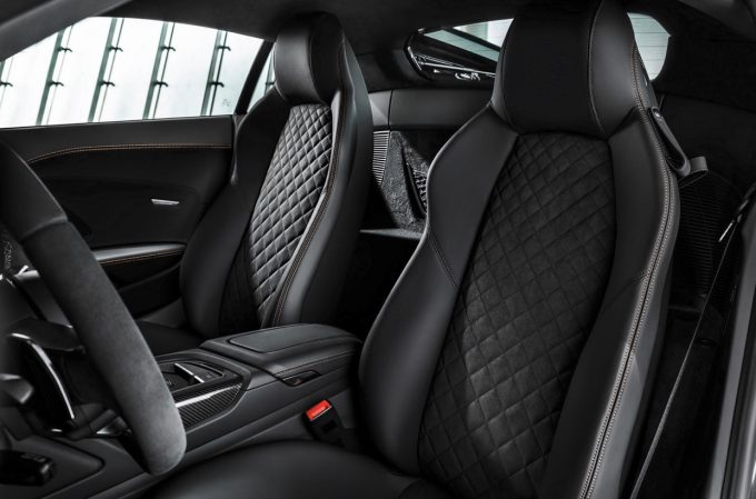 Audi R8 V10 Decennium 10 års jubilæum