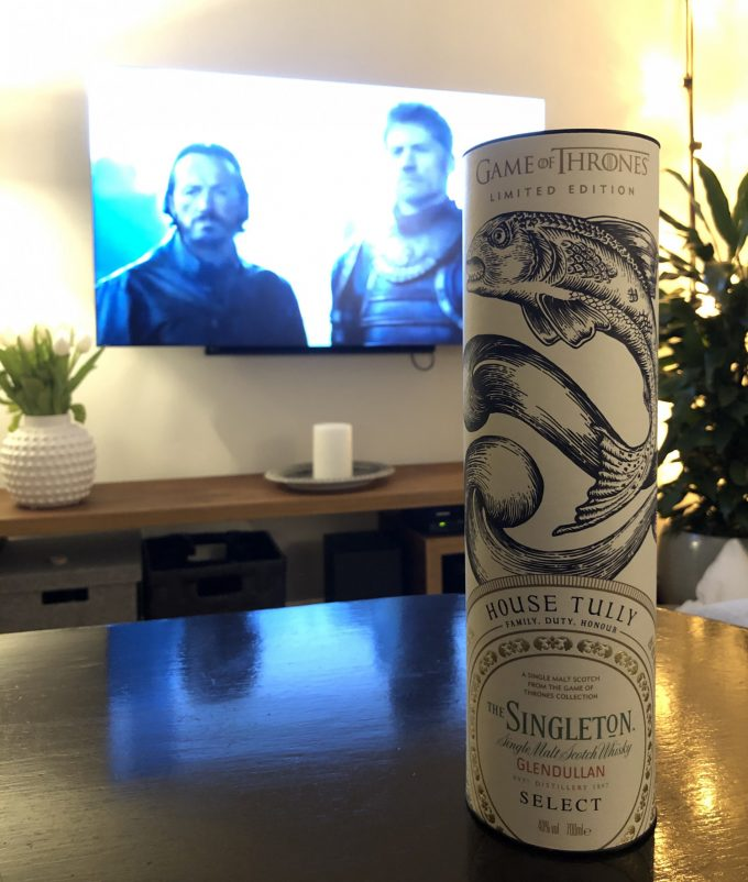 Game of Thrones, Limited Edition, The Singleton of Glendullan Select - Game of Thrones Limited Edition
