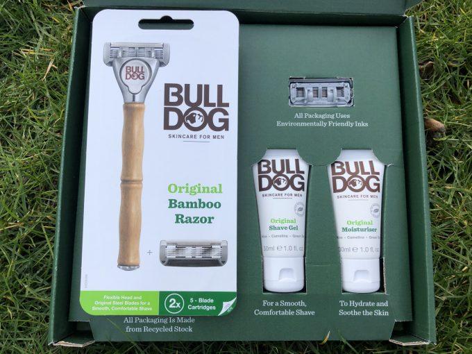 Bulldog barberskrabere
