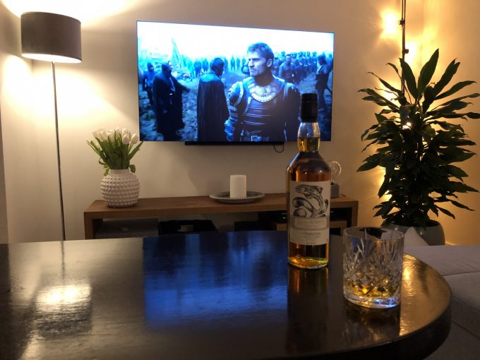 Game of Thrones Limited Edition whiskysamling