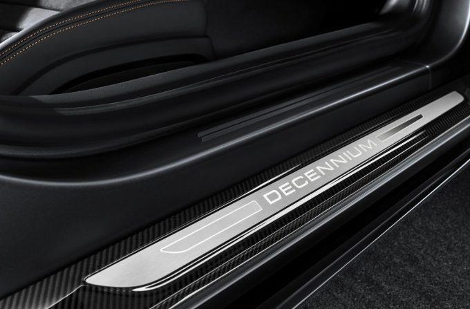 Audi R8 V10 Decennium præsenteres ved Geneve Motor Show