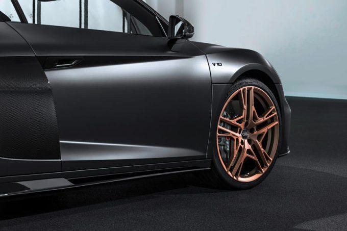 Audi R8 V10 Decennium specialudgave i kun 222 eksemplarer