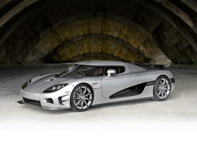 Verdens dyreste bil nummer 5, Koenigsegg CCXR Trevita