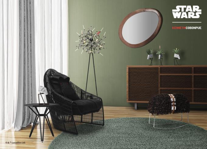 Star Wars Collection - Møbler til hjemmet