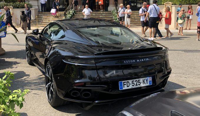 Aston Martin salg på vej