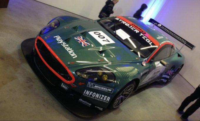 Aston Martin sælges måske til Lawrence Stroll