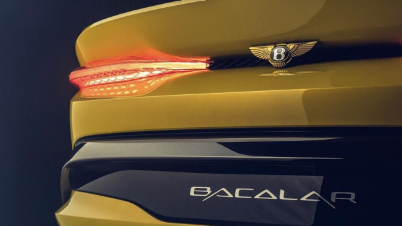 Bentley Mulliner Bacalar voldsom 6 liters W12-motor