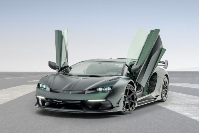 MANSORY Cabrera, Lamborghini SVJ