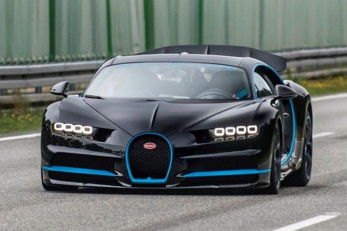 Hvordan man filmer en Bugatti Chiron i efter rekordforsøg