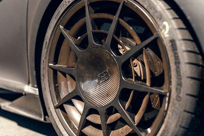 Bugatti Chiron Pur Sport magnesium fælge