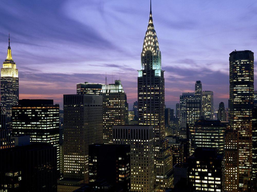 Jeg vil til New York