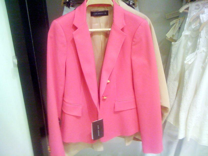 Pink Blazerness