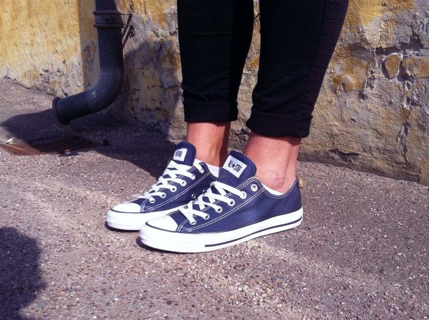 05.05.2013 // OUTFIT // NAVY CONVERSE