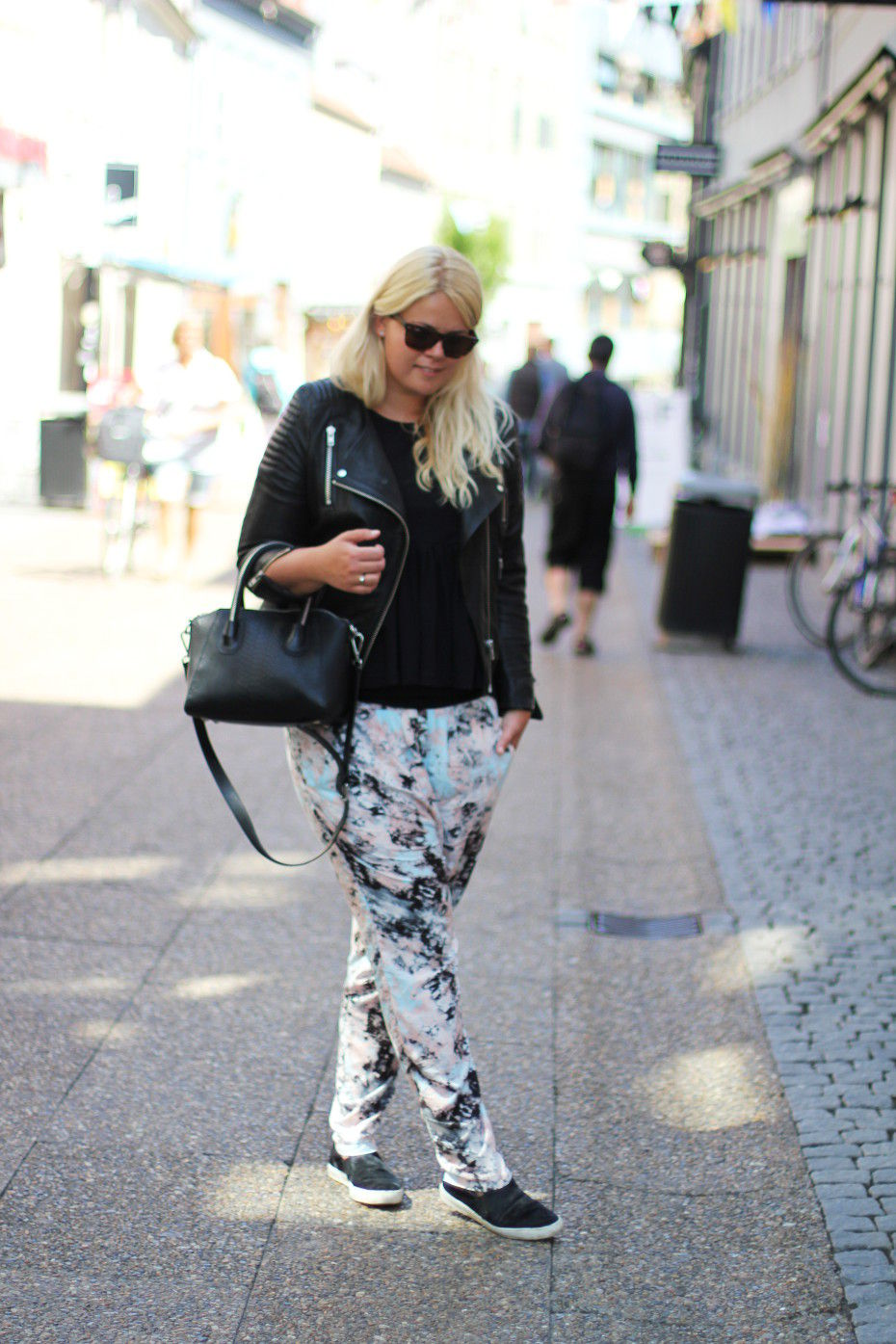 OUTFIT // PIECES, JUST FEMALE & LEO-WULFF