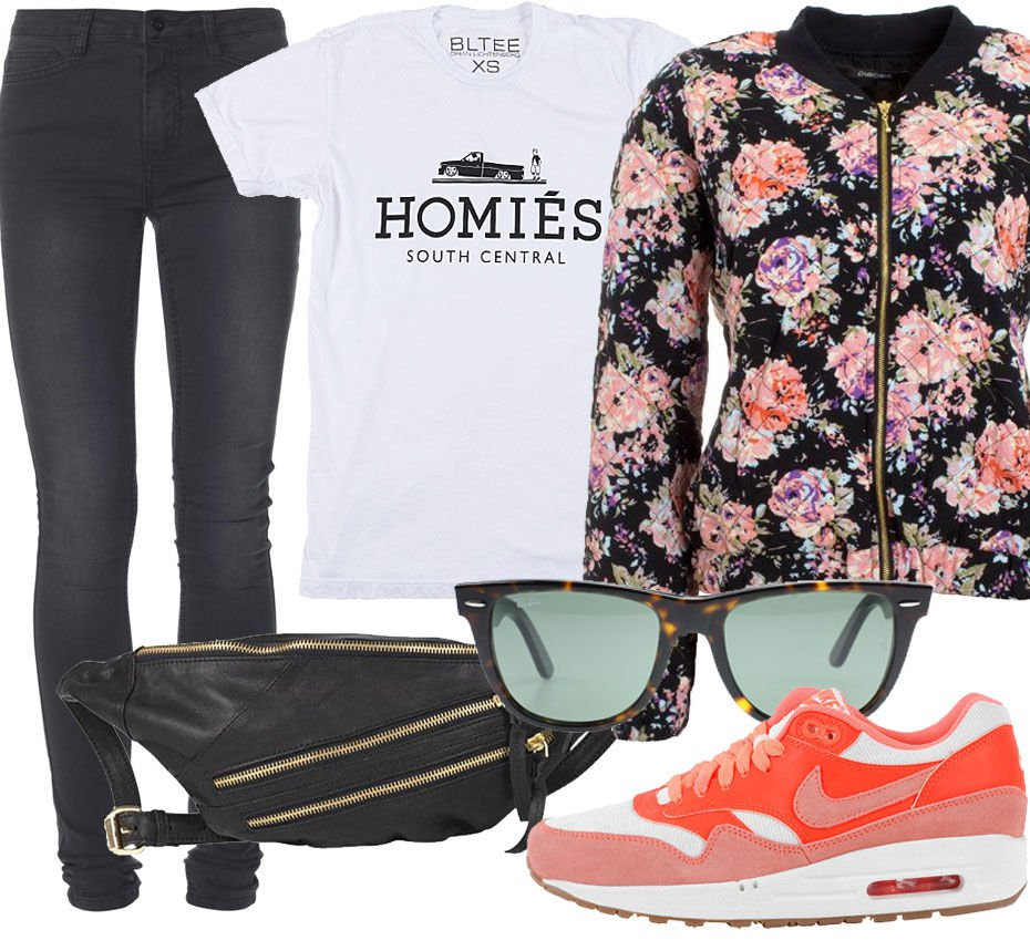 FESTIVAL OUTFIT // RF13