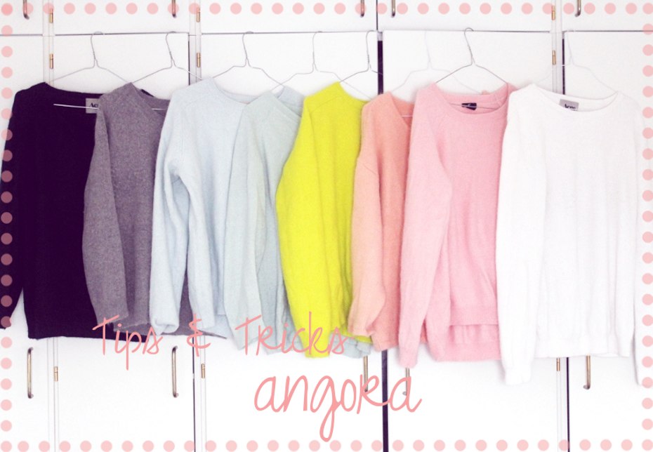 GUIDE // 6 TIPS TIL DINE ANGORA-SWEATERS