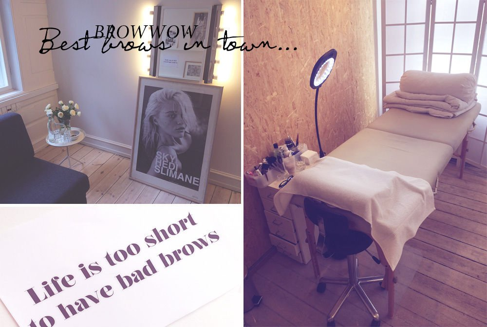 BrowWow // Best brows in town