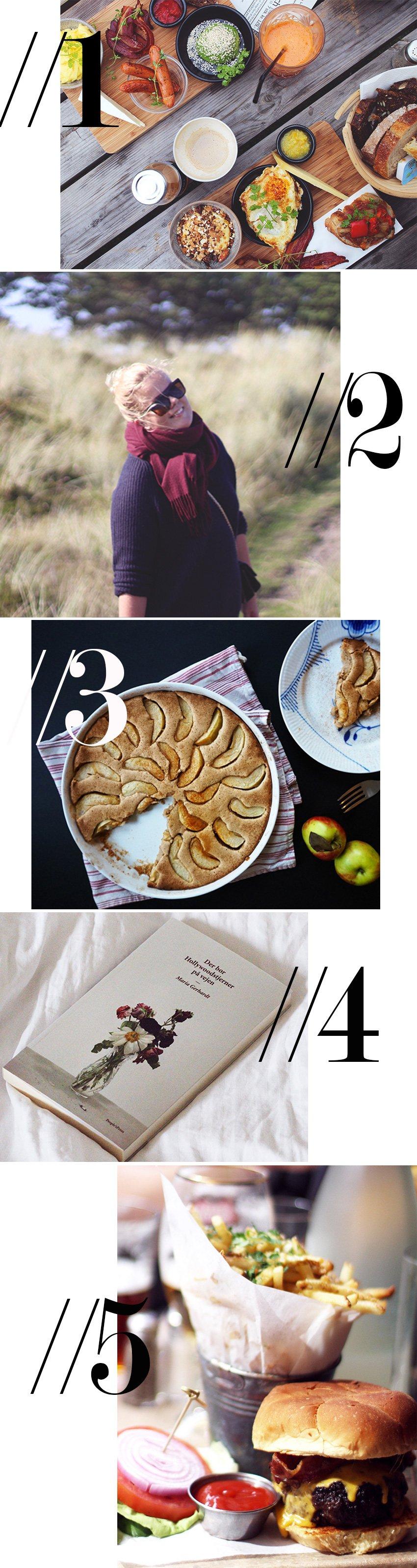 5 IDÉER <i>- til en hyggelig efterårsweekend</i>