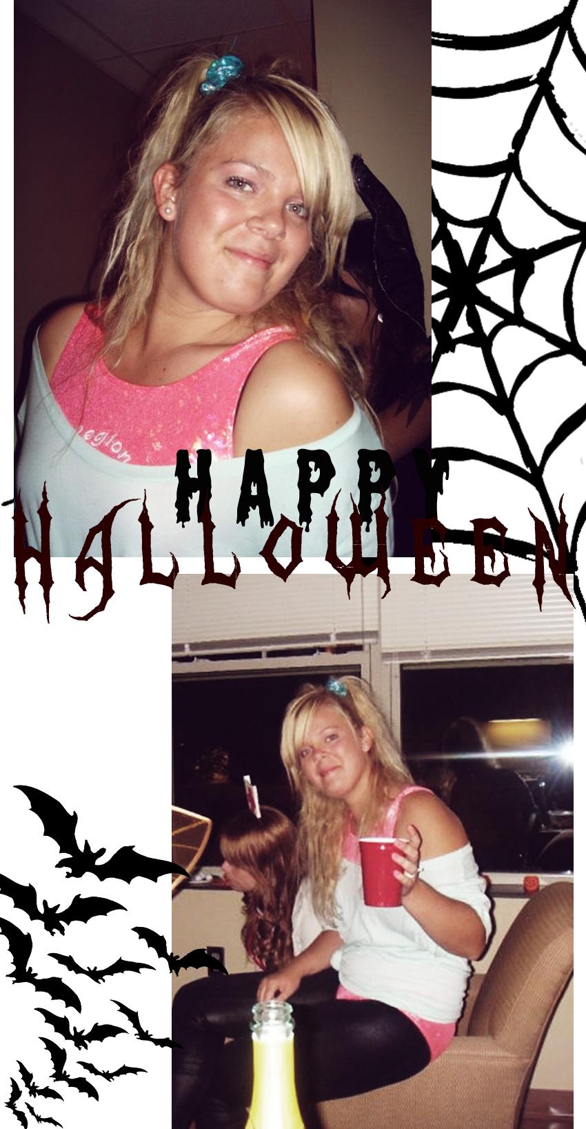 Happy Halloween <i>- én fra arkivet</i>