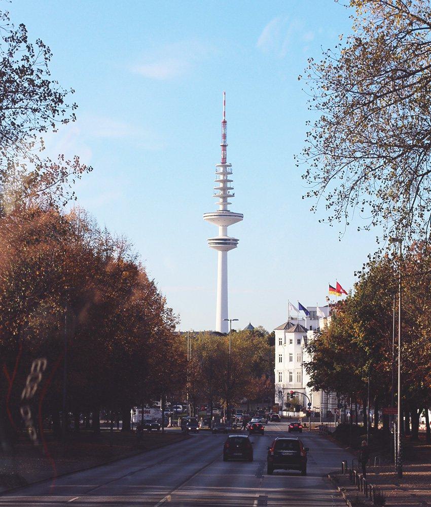 REJSER <i>- weekend-øjeblikke fra Hamborg</i>