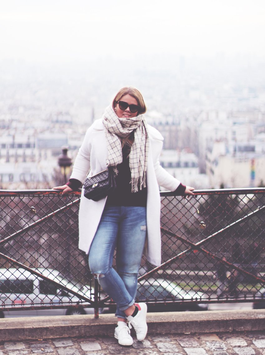 REJSER <i>- billedstorm fra verdens hyggeligste søndag i Paris..</i>