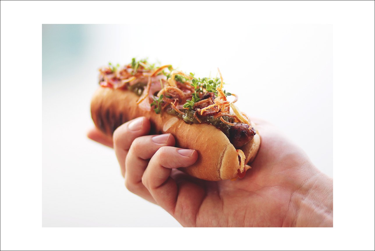 OPSKRIFT - pimp din hotdog med hjemmeristede løg..